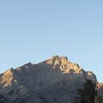 Ein paar Tage im überteuren Skiort Banff, Kanada