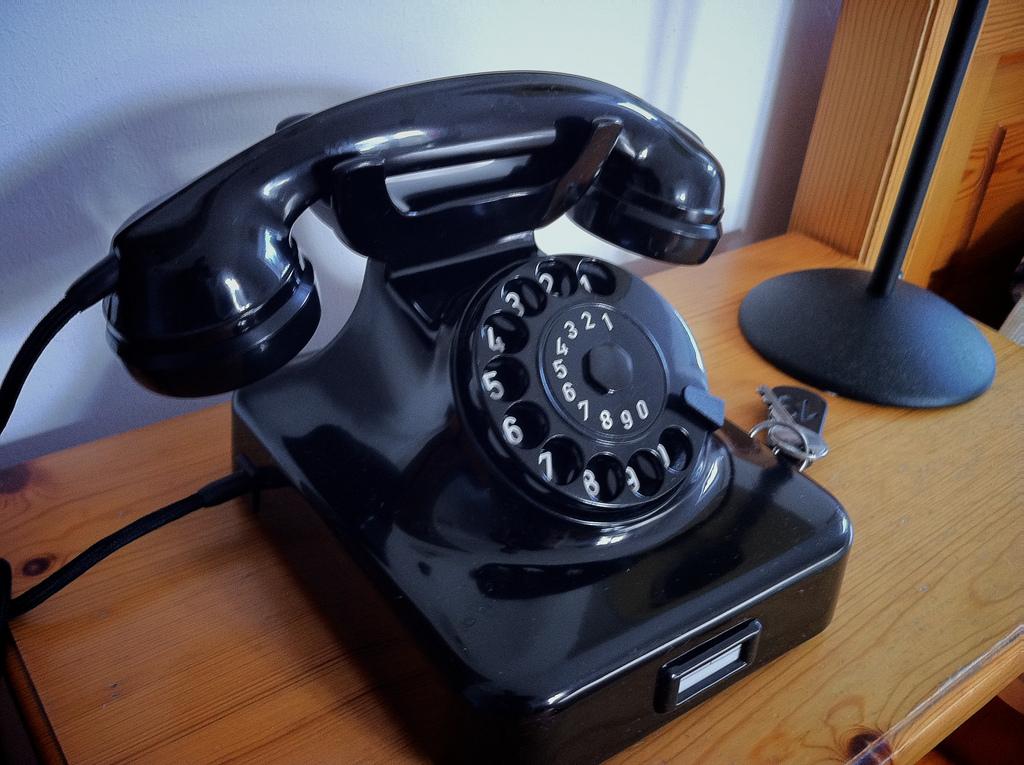Ungefragte Telefonanrufe beantworten