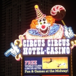 So ein Zirkus in Las Vegas