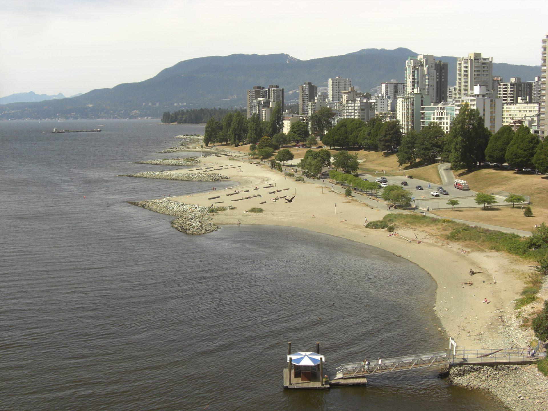 Die letzten Tage in Vancouver, Kanada