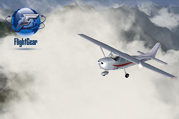 FlightGear – Schritt für Schritt Anfängertutorial