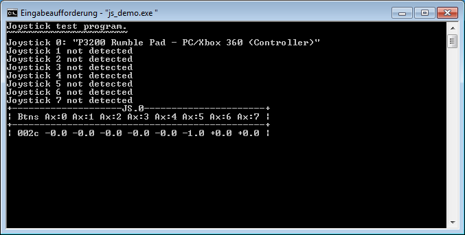 js_demo.exe – Buttons